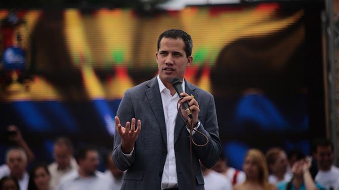 Гуайдо признал неудачу попытки свержения Мадуро