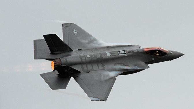 В Японии обнаружены черные ящики разбившегося F-35А