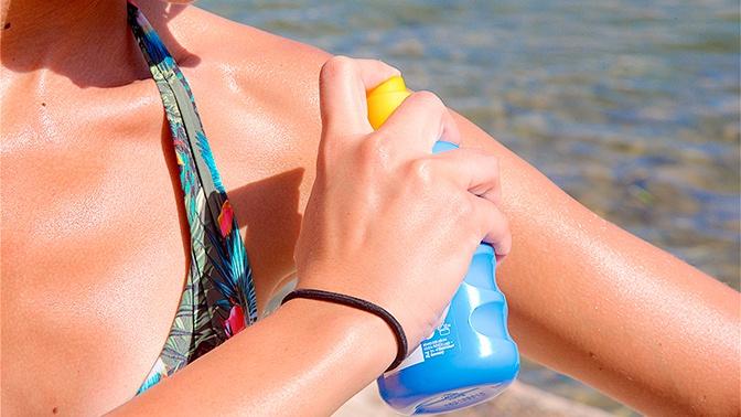 Назван главный риск использования крема от солнца