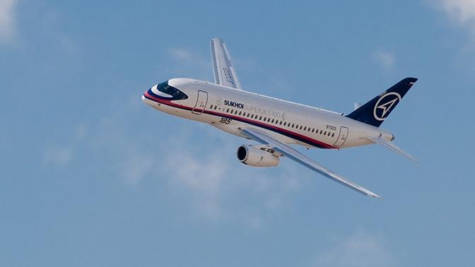 Юрий Борисов высказался о возможном запрете полетов SSJ-100