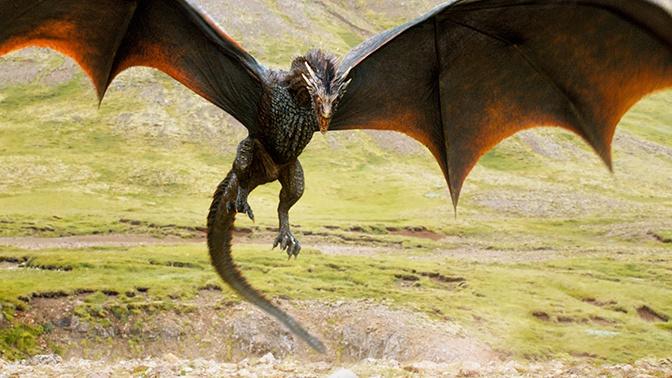 Актер из «Игры престолов» намекнул на появление в сериале нового дракона