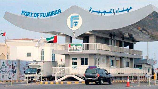 В порту в ОАЭ прогремели взрывы на семи нефтяных танкерах