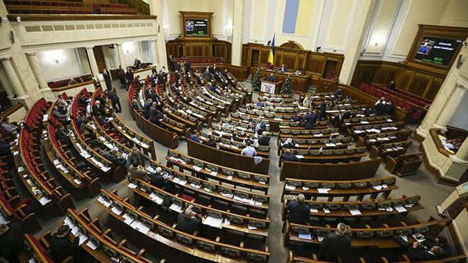 Команда Зеленского обнародовала видеопетицию о роспуске Верховной рады