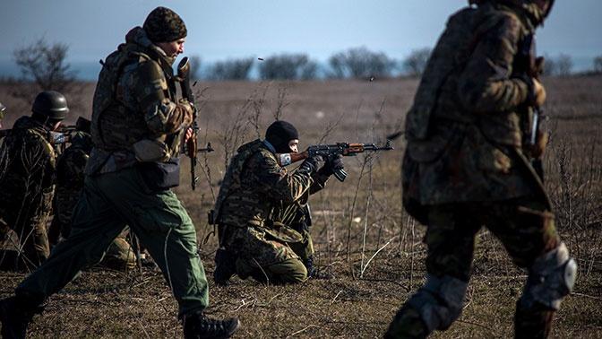Украинский генерал похвастался, что ВСУ могут вернуть Донбасс за сутки