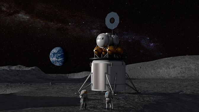 «Артемида»: США готовят новую лунную программу