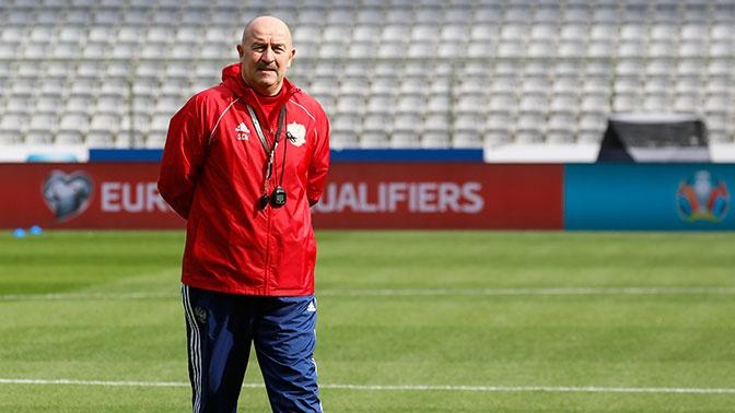 Черчесов объявил расширенный состав сборной России на матчах Евро-2020