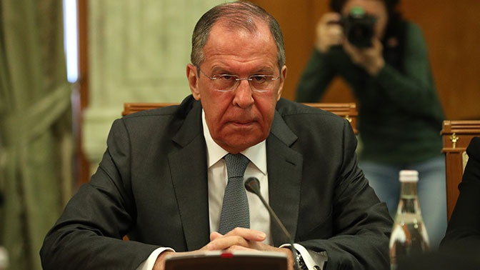 Лавров предложил создать экспертную группу и деловой совет РФ и США