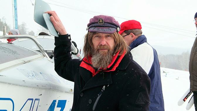 Федор Конюхов установил сразу несколько мировых рекордов