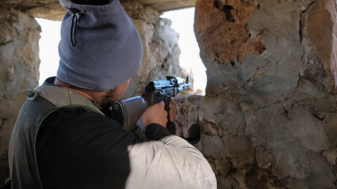 Восемь человек погибли при обстреле боевиками Алеппо