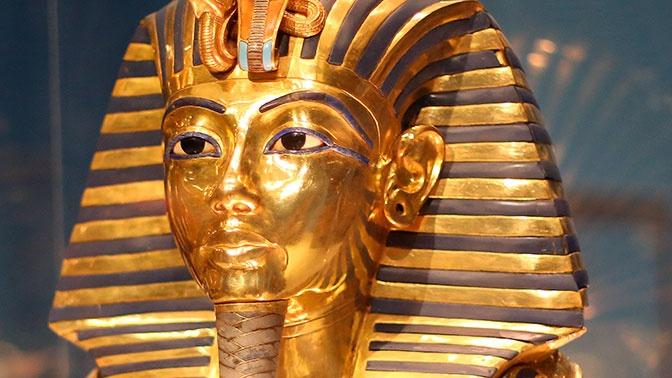 Назван третий город, который посетят сокровища Тутанхамона