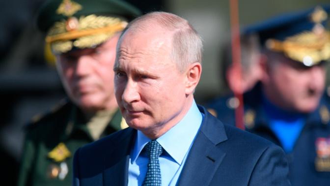 Путин заявил, что выставка HeliRussia даст старт перспективным проектам и инициативам