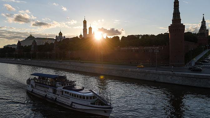 В Москве увеличилась длительность лета