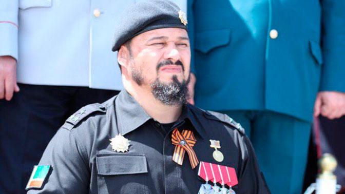 Командир чеченского СОБРа назвал честью включение в черный список США