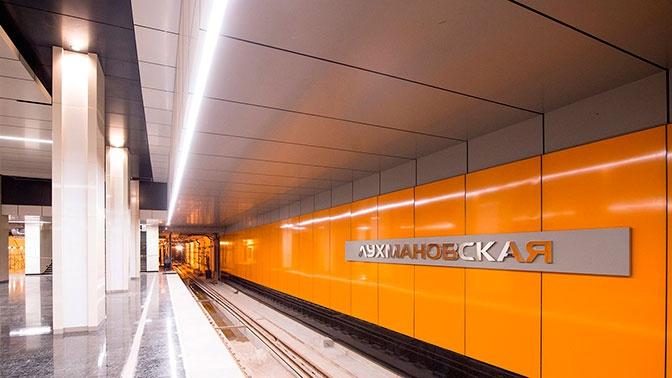 Строительство Некрасовской ветки метро закончат раньше срока