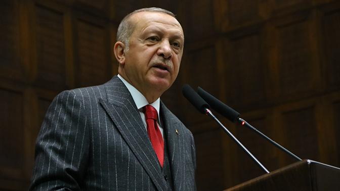 Эрдоган надеется на сотрудничество с Россией по С-500
