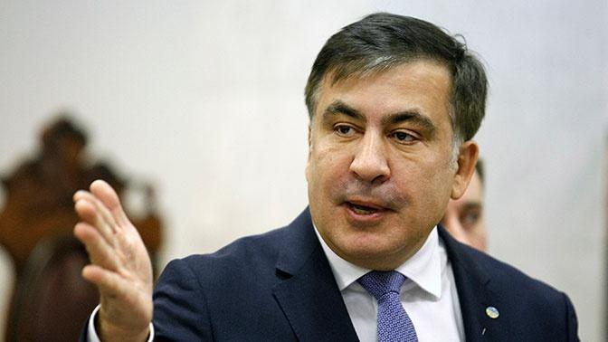 Саакашвили призвал оппозицию в Грузии «атаковать» власть