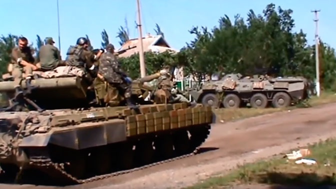 Кровь и молитвы: как в 2014 году батальон «Леший» строил засаду в ЛНР