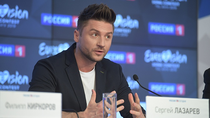 Сергей Лазарев рассказал, чем рисковал, когда ехал на Евровидение