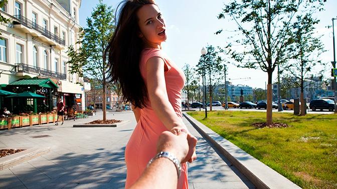 Климатическое лето пришло в Москву на две недели раньше