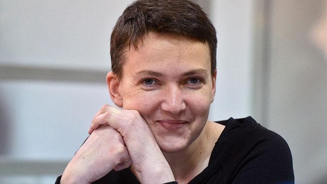 Савченко рассказала, когда впервые увидела страх в глазах украинских депутатов