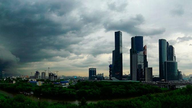 Холод после грозы: в Москву придет резкое похолодание