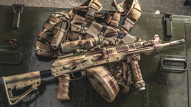 Новейший российский пулемет РПК-16 готов к серийному производству