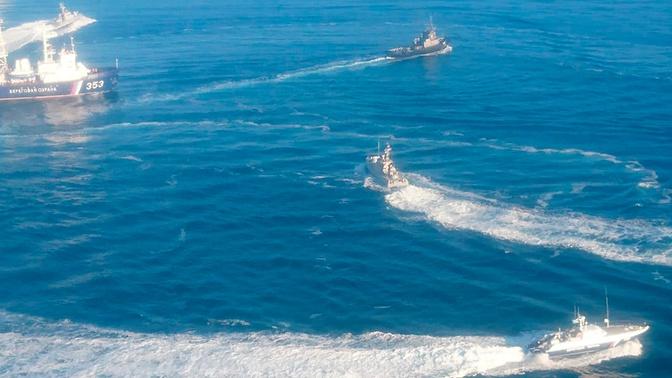 «Нельзя было посылать моряков»: глава Генштаба Украины о провокации в Керченском проливе