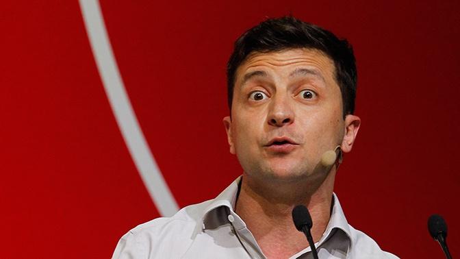 Украинский министр потребовал от Зеленского отказаться от русского языка