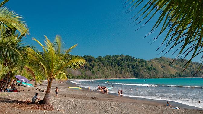 Коста-Рика отменила визы для российских туристов