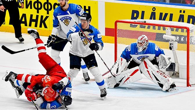 «Они вышли кусаться»: тренер сборной РФ прокомментировал игру с Финляндией