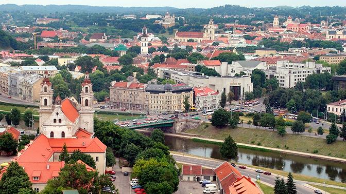 Кандидаты в президенты Литвы высказались против «жесткой риторики» с РФ