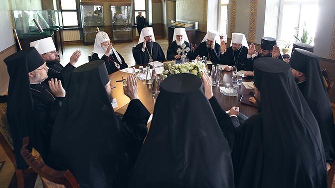 Усугубил раскол: в РПЦ прокомментировали прошедший «синод» ПЦУ