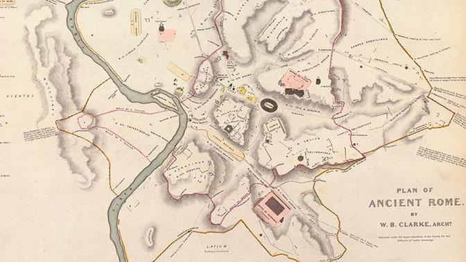 История под новым слоем: в Google Maps можно будет посмотреть старинные карты