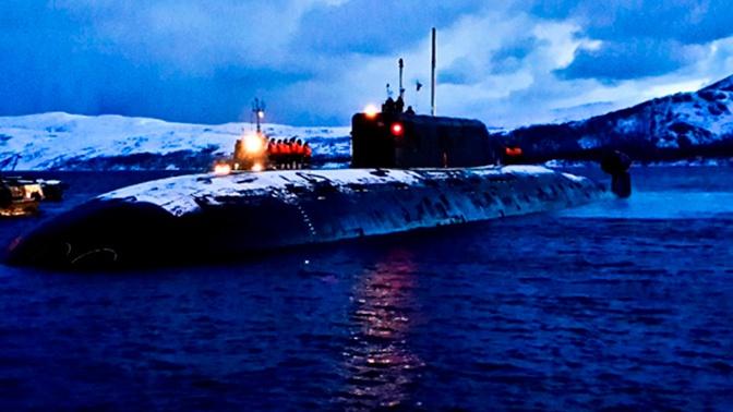 РФ будет развивать военную инфраструктуру в Арктике