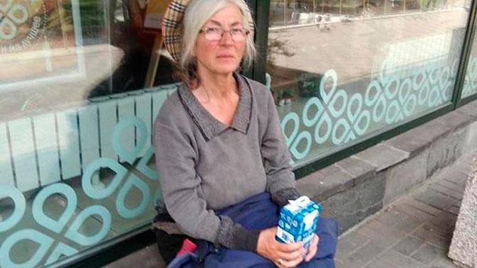 В Москве под деревом обнаружили бездомную шведскую писательницу