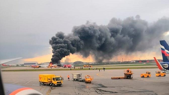 В МАК воссоздали полет разбившегося в Шереметьево SSJ-100