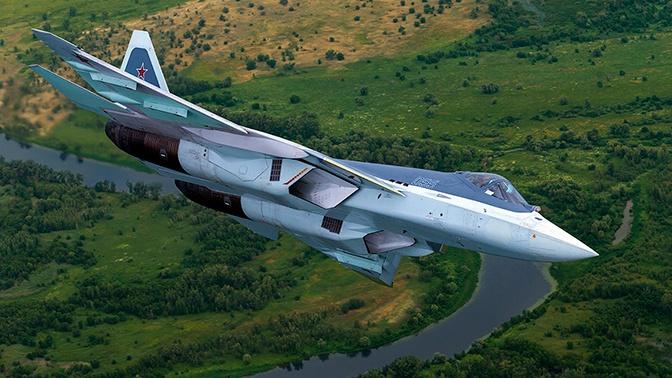 Контракт на поставку 76 Су-57 в ВКС РФ могут подписать на форуме «Армия»