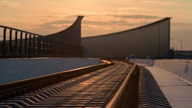 Запуск железнодорожной части Крымского моста может произойти раньше срока