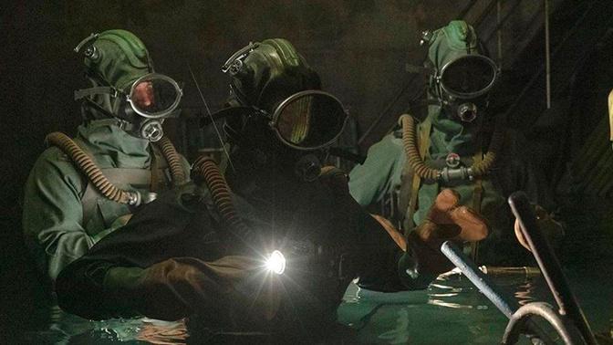 «Чернобыльские дайверы»: ликвидатор затопленного коридора под реактором рассказал правду о задании