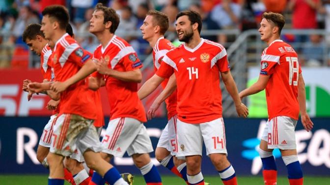 Сборная РФ по футболу победила Сан-Марино со счетом 9:0 и установила исторический рекорд