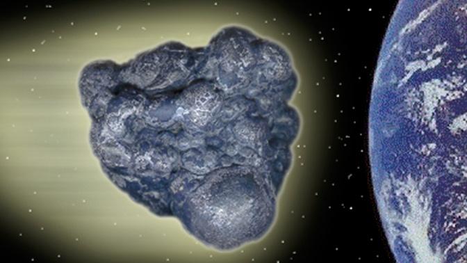 К Земле несется один из самых опасных астероидов