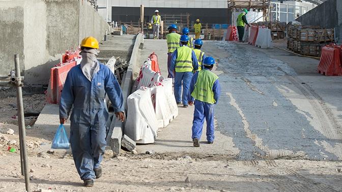 СМИ: в Катаре на объектах к ЧМ-2022 погибли 1400 строителей из Непала
