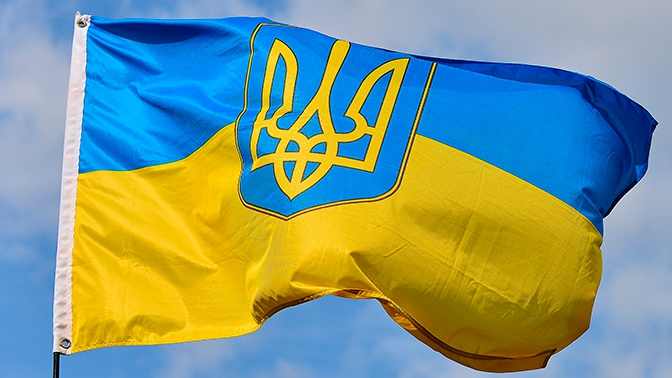 Порошенко: украинский трезубец появился за 1000 лет до российского триколора