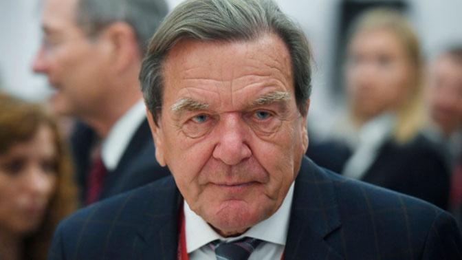 Экс-канцлера Германии Шредера пригласили в Крым