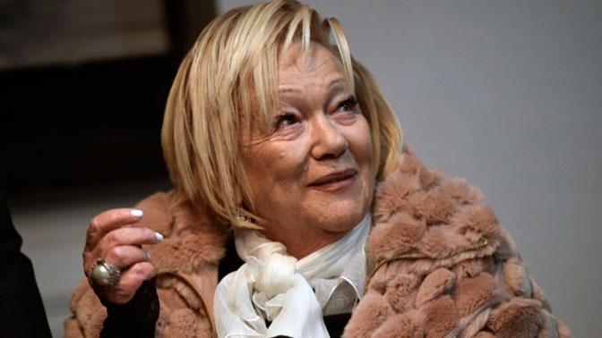 Галину Волчек госпитализировали в Москве