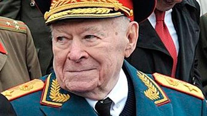 Умер 1-й зампред КГБ СССР генерал армии Филипп Бобков