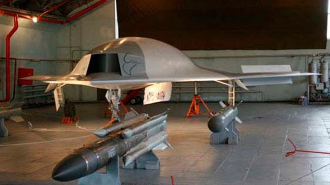 Разработчик рассказал о перспективах беспилотника «Скат»