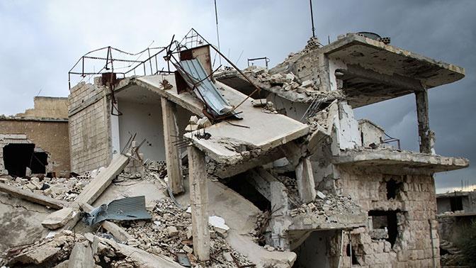 Под Алеппо в результате обстрела боевиков погибло 11 мирных жителей