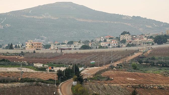 На границе Израиля и Ливана раздалась тревога