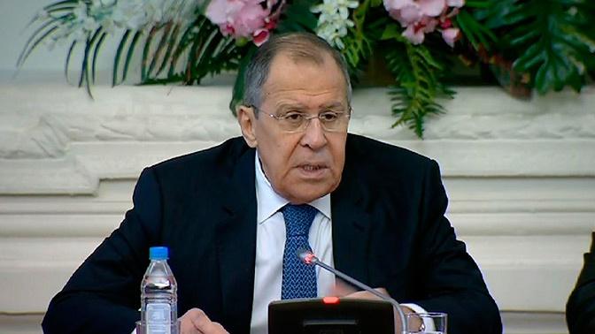 Лавров посоветовал послу Швейцарии русскую пословицу на случай санкций